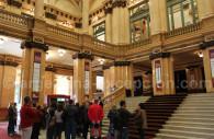 Entrée du Teatro Colón
