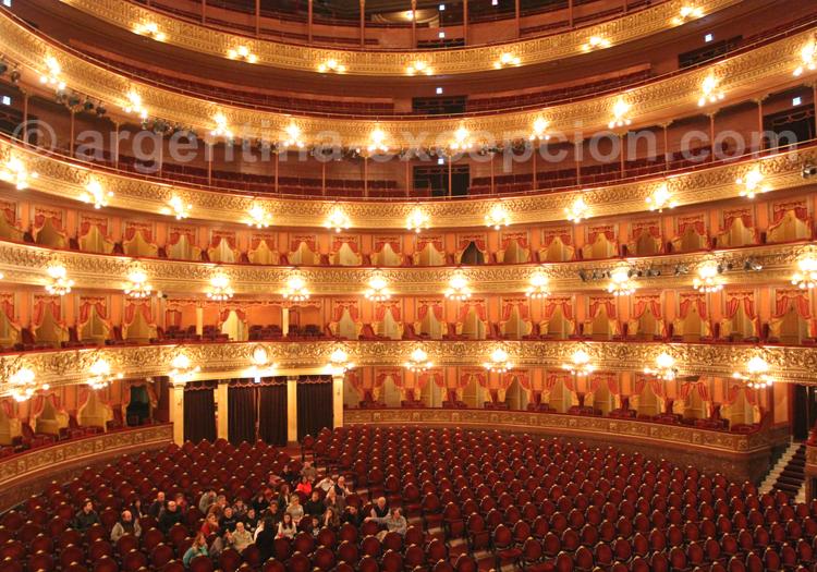 Salle de représentation