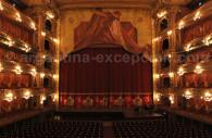 Scène du Teatro Colón