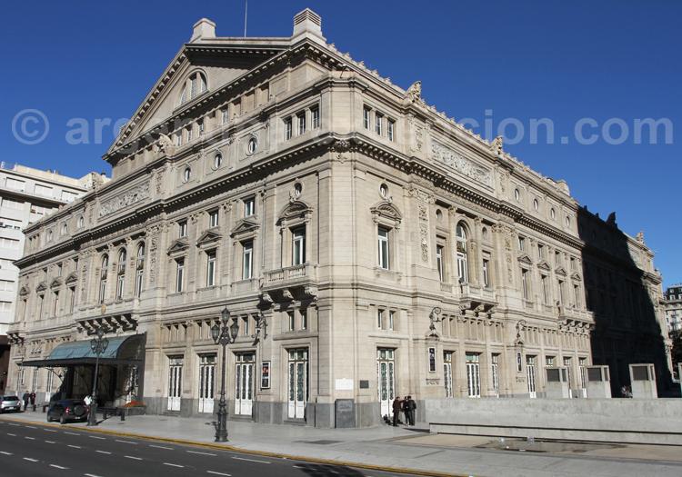 Théâtre Colón, Buenos Aires