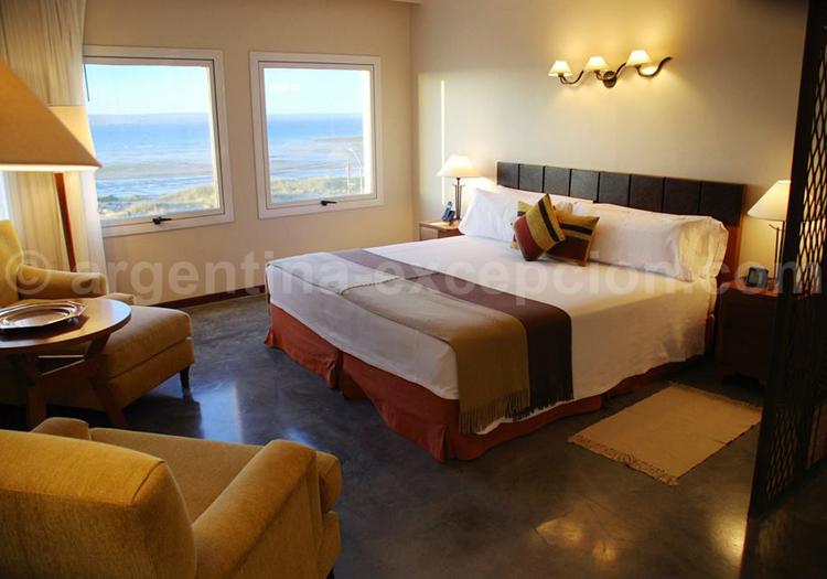 Chambre double, Hôtel Territorio Puerto Madryn