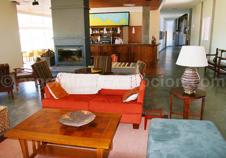 Living, Hôtel Territorio Puerto Madryn