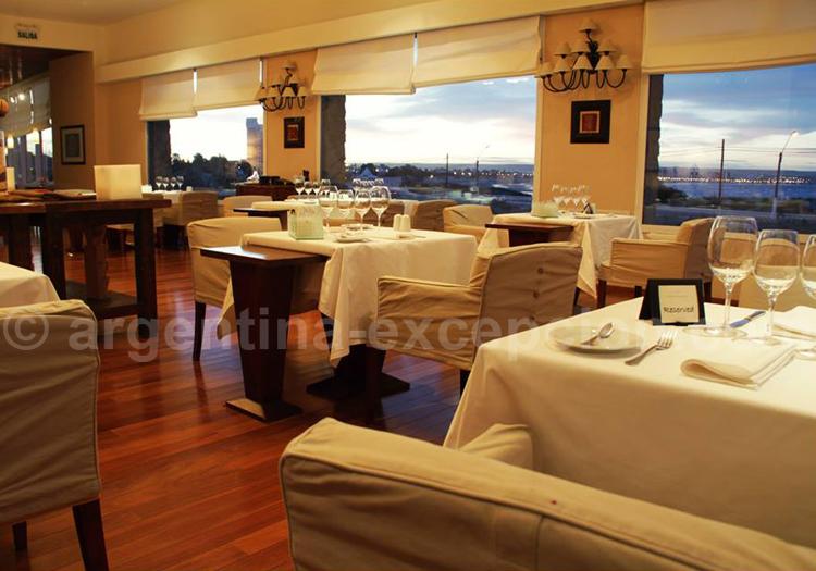 Restaurant, Hôtel Territorio Puerto Madryn