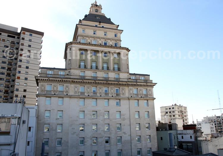 Tour Mihanovich, Buenos Aires
