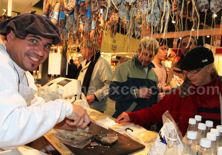 Traditions charcutières, Argentine
