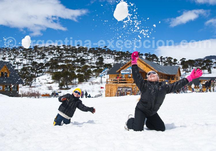 Vacances de ski. Crédit Facebook Viajá por tu país