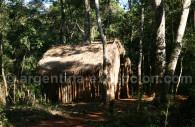 Village guarani Puerto Iguazu