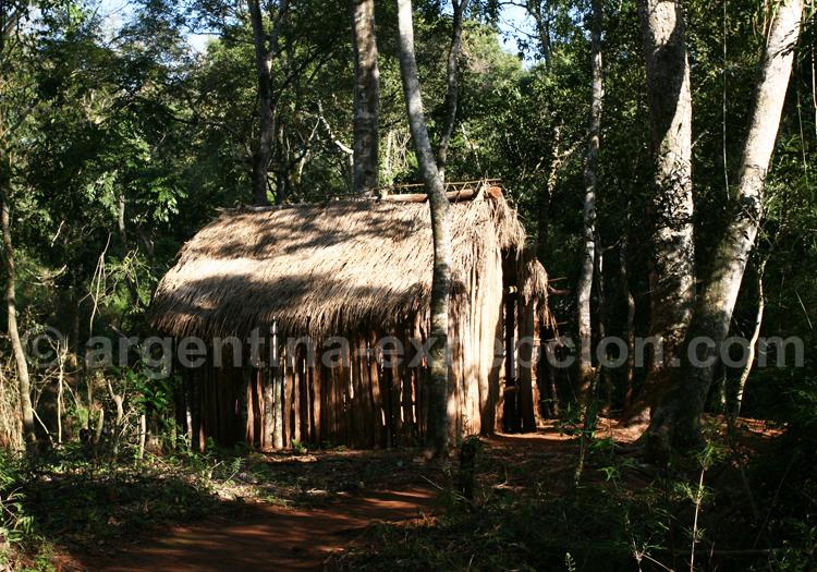 Village guarani, Puerto Iguazu
