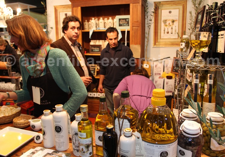 Vinaigres et huiles d'Argentine