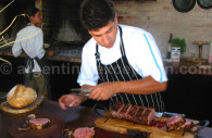 vin et gastronomie argentine
