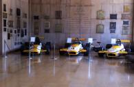 Voitures de courses de Fangio Automobile Club Argentin
