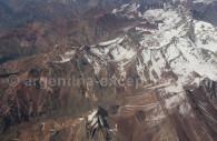 Vol de Mendoza à Santiago