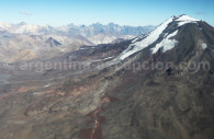 volcan maipu réserve Laguna Diamante