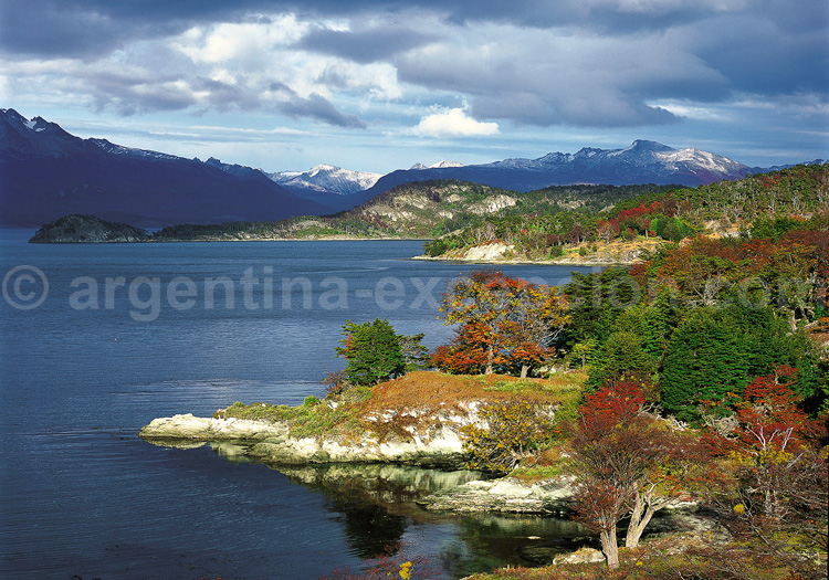 Voyage de Raspail en Patagonie