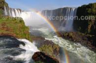 Iguazu waterfalls, Brasilian side