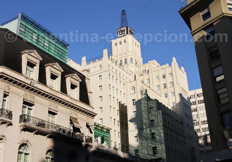 Kavannagh building, Buenos Aires