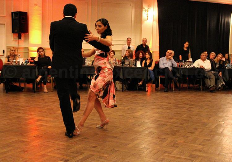 Festivals de Tango, Argentine