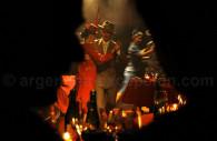 diner show tango rojo tango