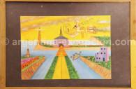 Peinture Xul Solar 1923