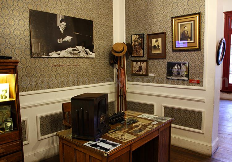 Musée Carlos Gardel, Boedo