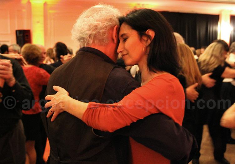 Le tango, une danse sensuelle