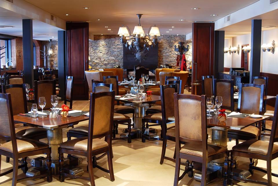 Restaurant La Cabaña, Puerto Madero