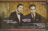 Gardel and Sorrentino