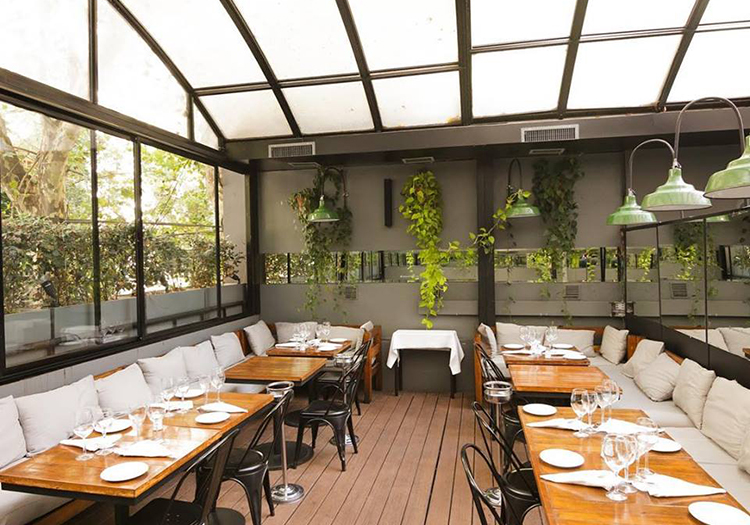 Restaurant Le Fervor, Recoleta