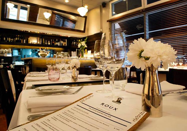 Restaurant Le Roux, Recoleta