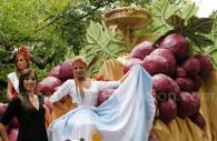 Char de la reine des vendanges, Mendoza