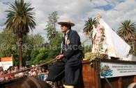 Vierge des Vendanges, Mendoza