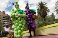 Défilé des vendanges, Mendoza