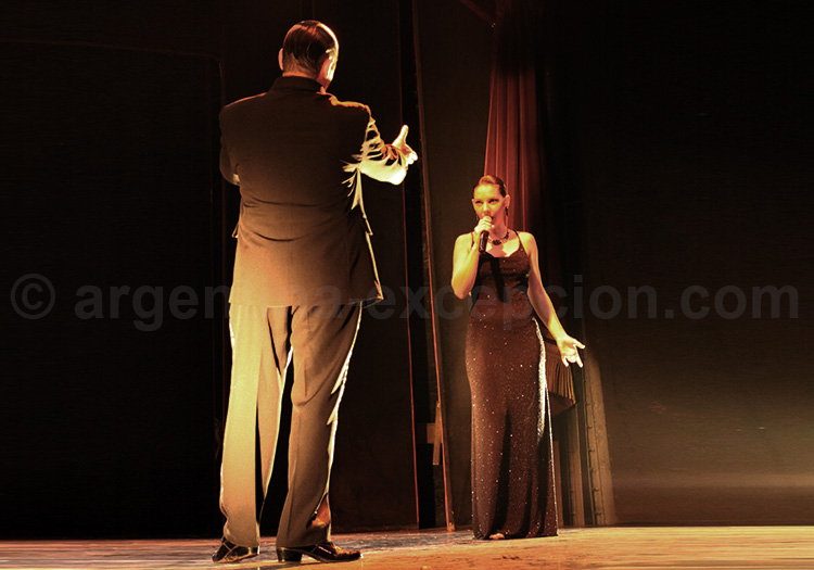 Chanson au Piazzolla Tango