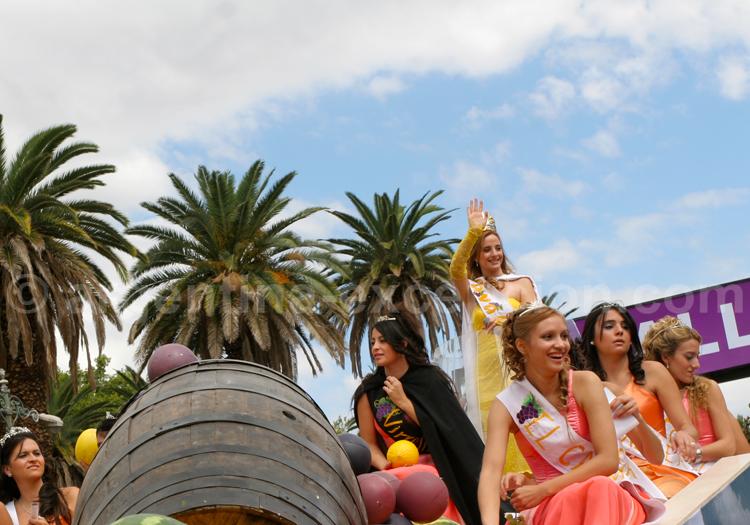 Carrousel des reines, Mendoza