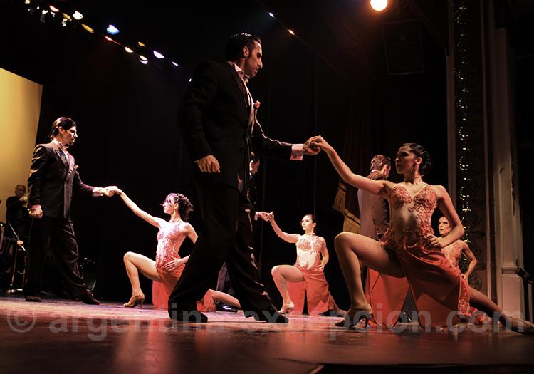 Show au Piazzolla Tango