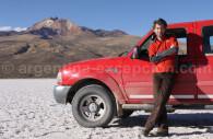 Alain d'Etigny en Bolivie