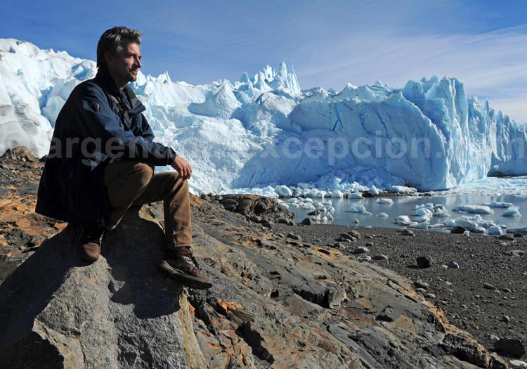 Alain d'Etigny, fondateur d'Argentina Excepción