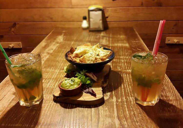 Chivito cocktail