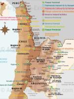 Parques del Noroeste y Chile