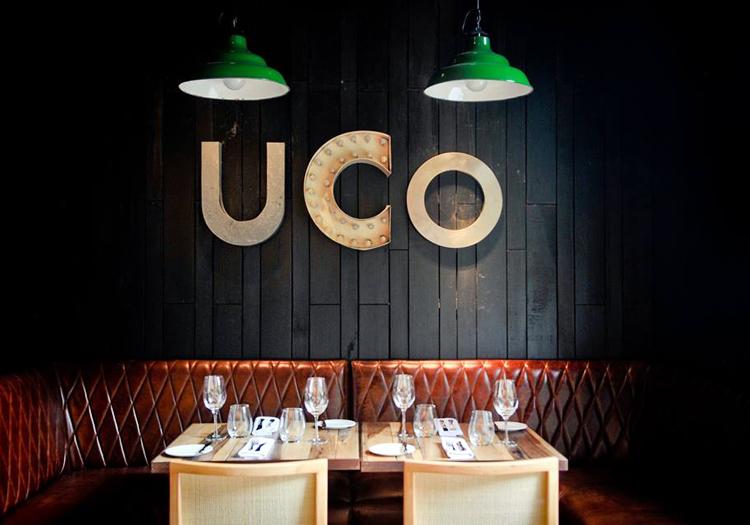 Restaurant Uco, Palermo