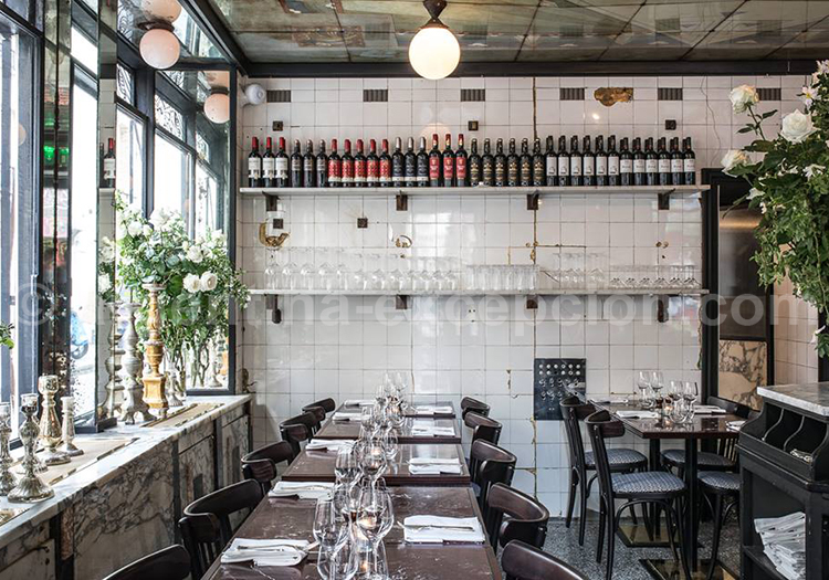 Anahi, restaurant argentin à Paris