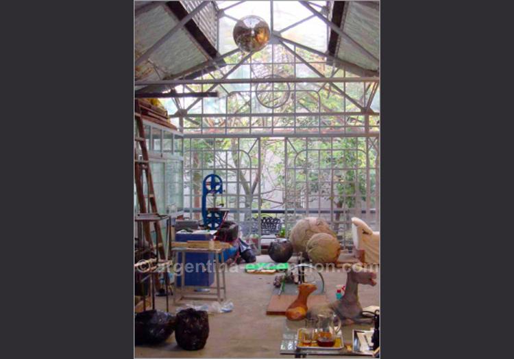 Atelier d'art, Buenos Aires