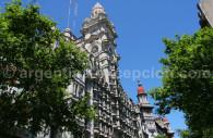 Palacio Barolo avenue de Mai à Buenos Aires