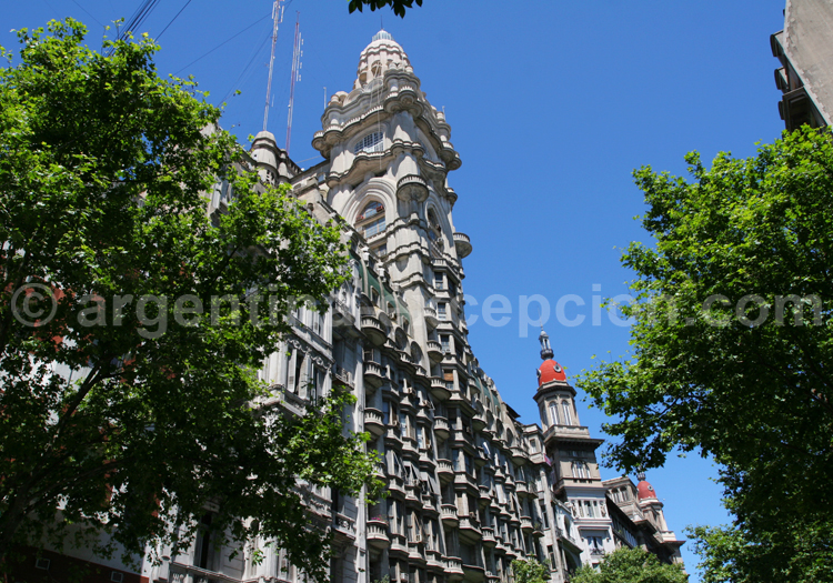 Palacio Barolo, avenue de Mai à Buenos Aires