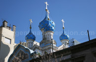 Basilique orthodoxe russe Buenos Aires