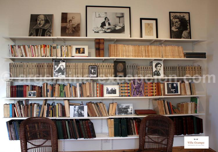 Bibliothèque villa Ocampo, San Isidro
