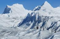 Big Ice glacier Perito Moreno