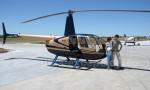 Buenos Aires en hélicoptère