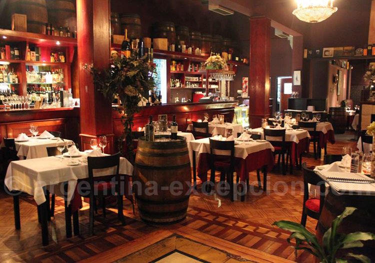 Restaurant Cabernet, Palermo