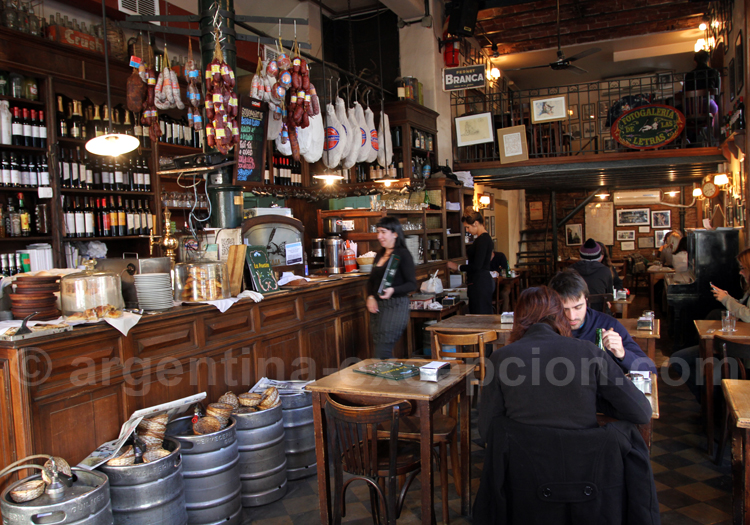 Café La Poesía, San Telmo